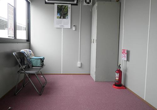 女性専用更衣室・休憩室